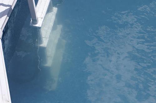 Agua turbia en la piscina  Piscinas CODE