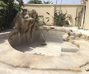 Construccion de piscina en Malaga