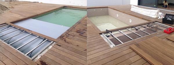 Cubierta autom tica para piscina piscinas code for Cubiertas de piscinas pipor